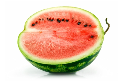 this is a watermelon